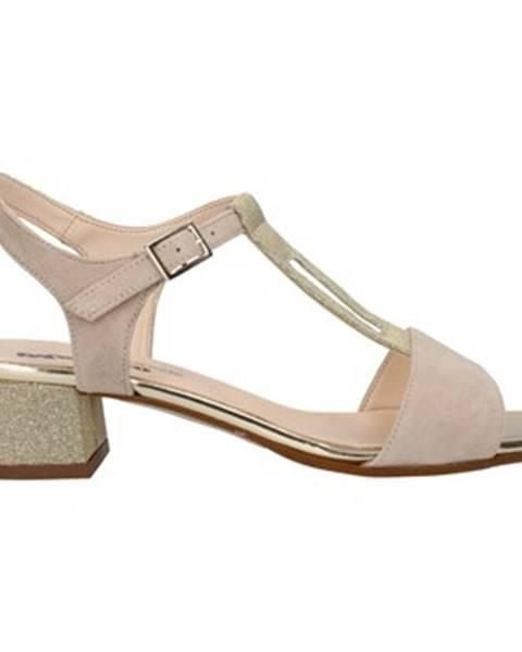 Žlté sandále Melluso