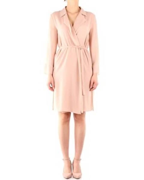 Ružový kabát Marella