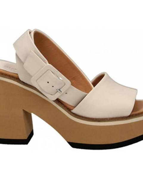 Biele sandále Paloma Barcelò