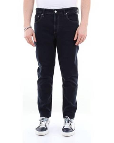 Viacfarebné rifle Calvin Klein Jeans