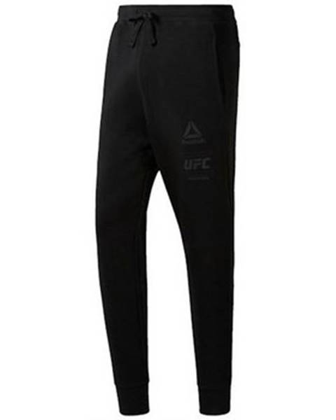 Čierne nohavice Reebok Sport