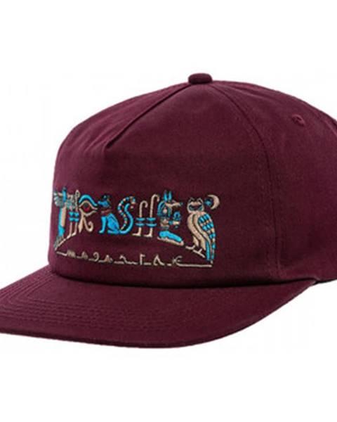 Bordová čiapka Thrasher