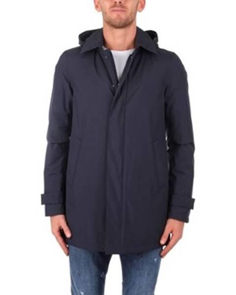 Modrý kabát Herno