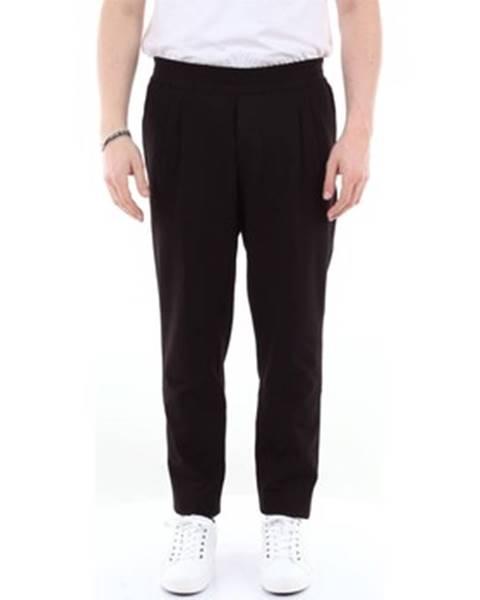 Čierne nohavice SUIT