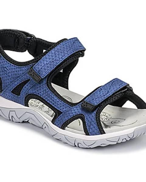 Modré sandále Allrounder by Mephisto