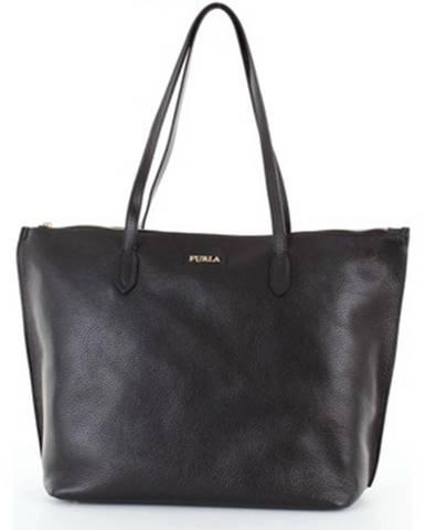 Čierna kabelka Furla