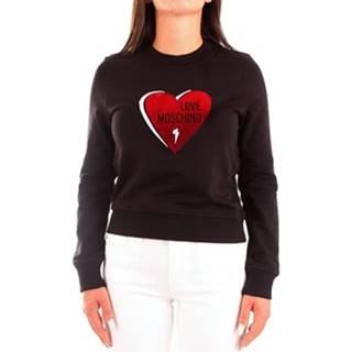 Mikiny Love Moschino  W6304 85 E2204