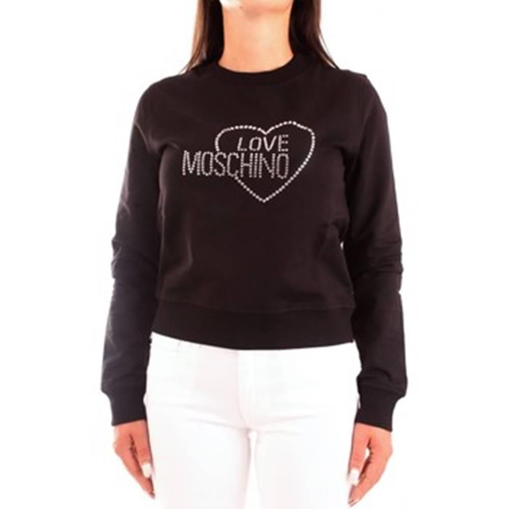 Love Moschino Mikiny Love Moschino  W6304 07 E2204