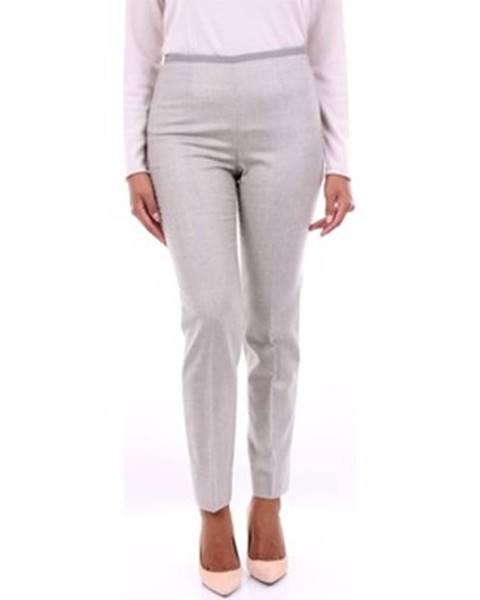 Béžové nohavice Peserico