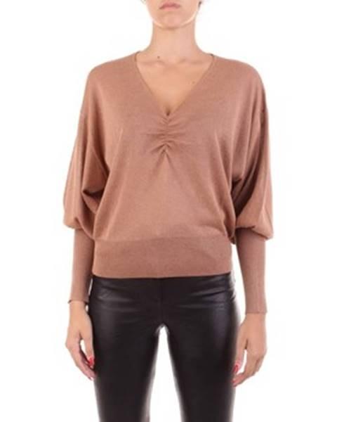 Hnedý sveter Relish