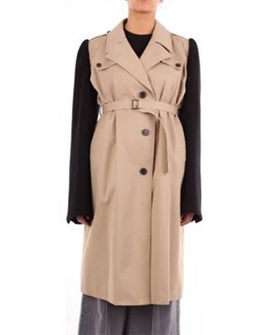 Viacfarebný kabát Maison Margiela