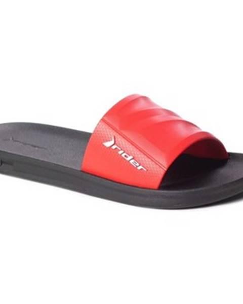 Červené topánky Rider