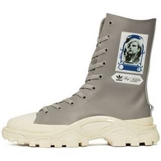 Polokozačky adidas  X Raf Simons Detroit High