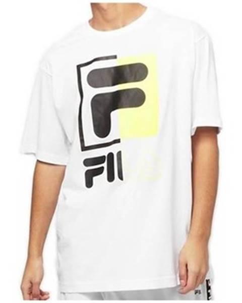 Biele tričko Fila
