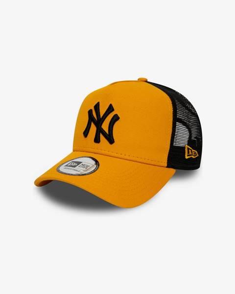 Žltá čiapka New Era