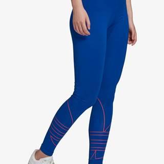 Adicolor Large Logo Legíny adidas Originals Modrá