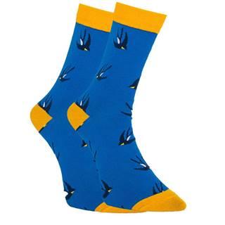 Veselé ponožky Dots Socks lastovičky