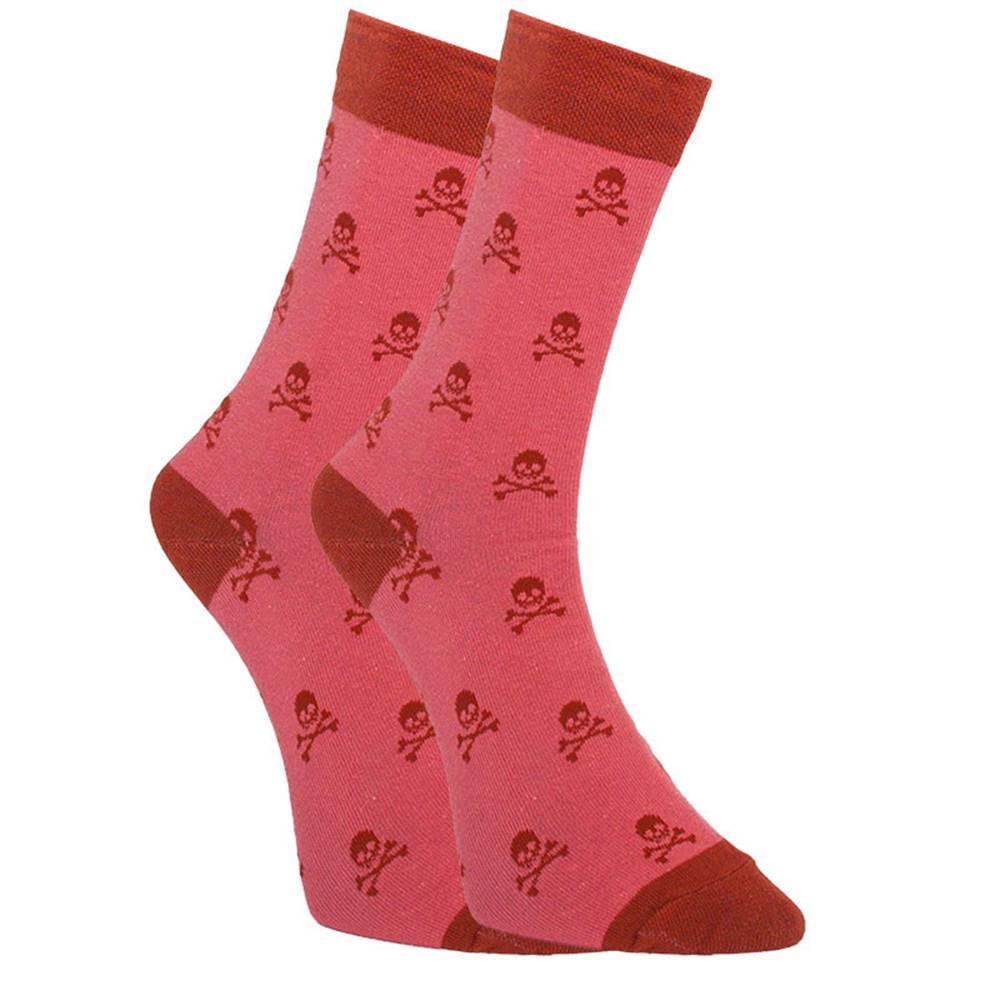 Dots Socks Veselé ponožky Dots Socks lebky