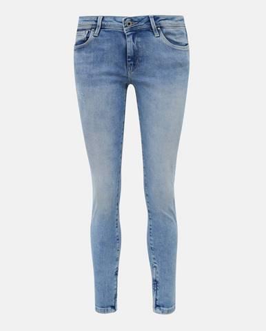 Svetlomodré rifle Pepe jeans