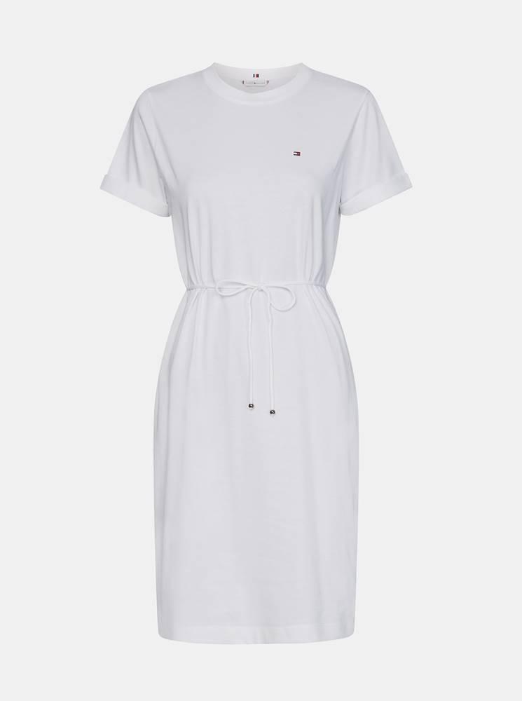 Tommy Hilfiger Biele šaty Tommy Hilfiger