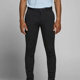 Čierne nohavice Jack & Jones Marco