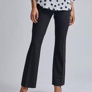 Čierne bootcut nohavice Dorothy Perkins Tall