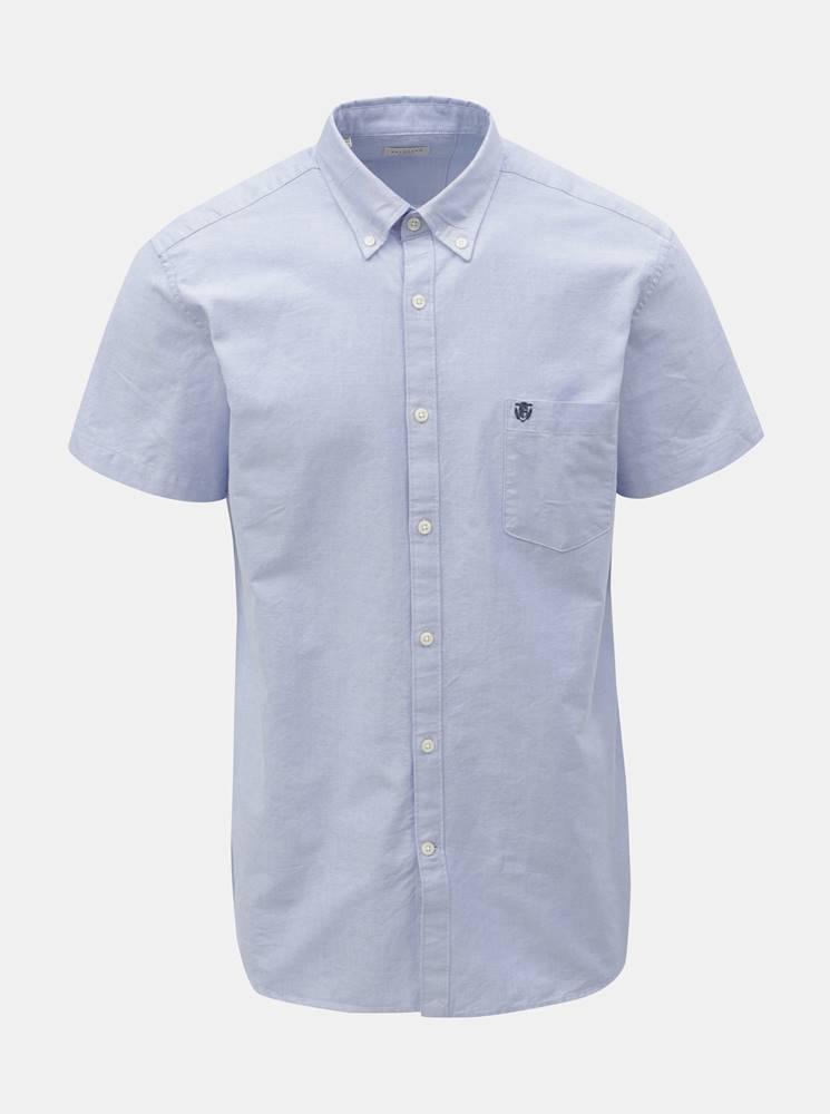 Selected Homme Svetlomodrá regular fit košeľa Selected Homme Collect