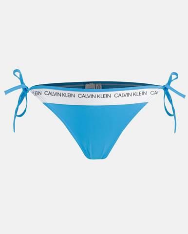 Modré plavky Calvin Klein Underwear