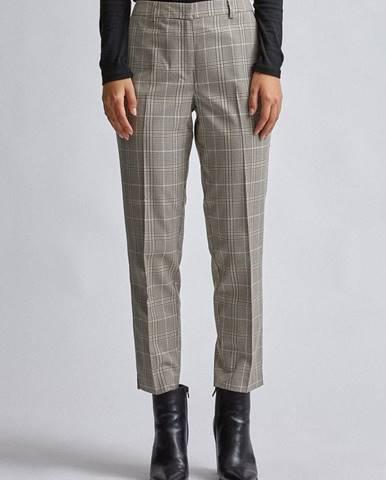 Béžové nohavice Dorothy Perkins