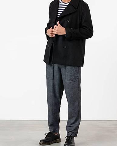 Čierna bunda Comme des Garçons SHIRT