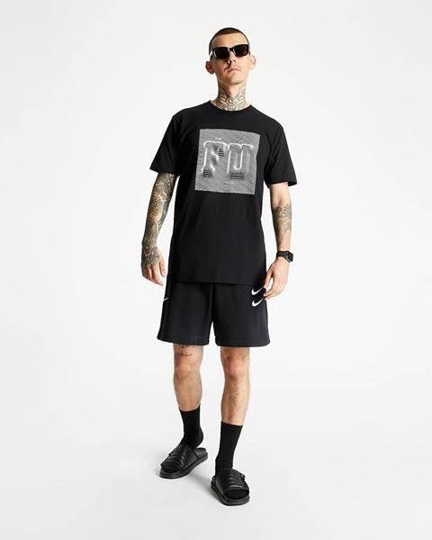 Čierne tričko Footshop