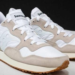 Saucony DXN Trainer Vintage White/ Gum