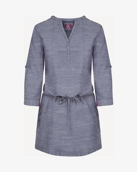 Modrá sukňa LOAP