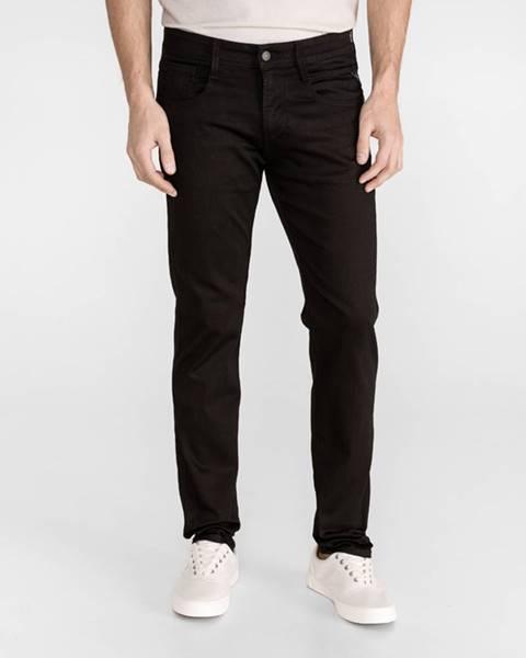 Čierne nohavice Replay