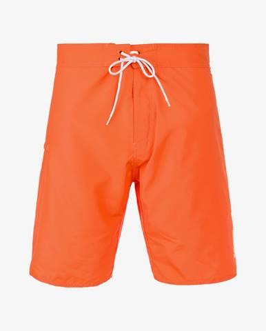 Oranžové plavky Franklin & Marshall