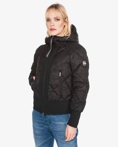 Čierna bunda Colmar