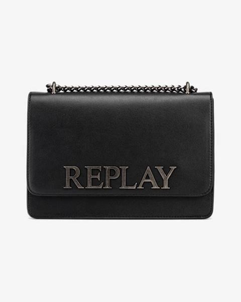 Čierna kabelka Replay