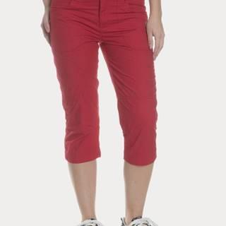 Nohavice SAM 73 WS 743 Červená