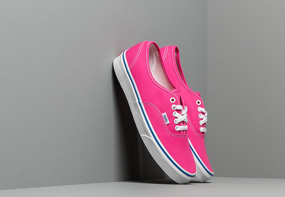 Vans Vans Authentic (Canvas) Carmine Rose/ True White
