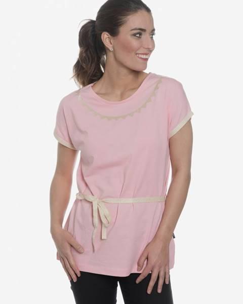 Ružové tričko SAM 73