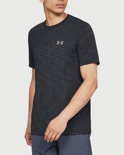 Čierne tričko Under Armour