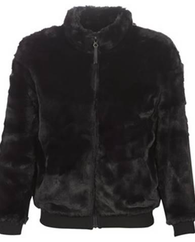Čierna mikina Aigle