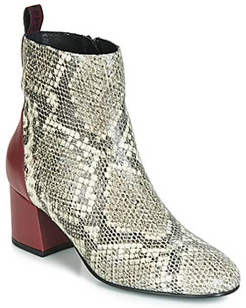 Béžové topánky Gioseppo