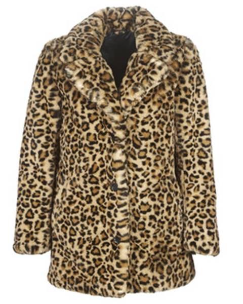 Hnedý kabát Oakwood