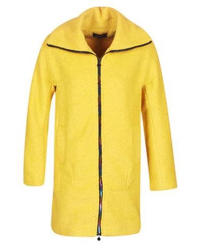Žltý kabát Desigual