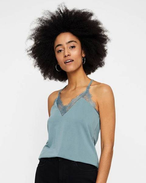 Svetlomodré tričko Vero Moda