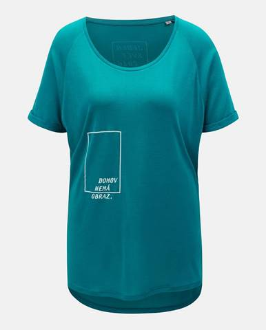 Modré tričko DOBRO.
