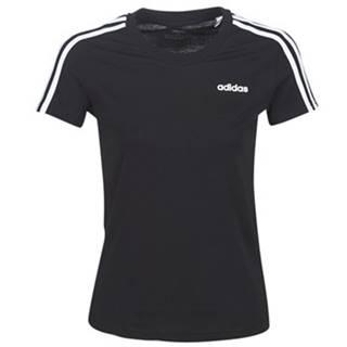 Tričká s krátkym rukávom adidas  E 3S SLIM TEE