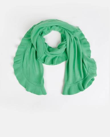 Zelená šatka Blue Seven
