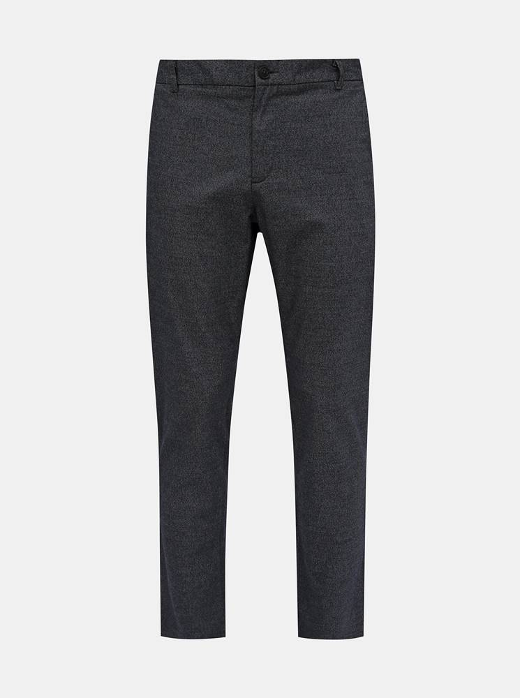Selected Homme Tmavomodré chino nohavice Selected Homme Arval
